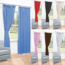 Thermal Energy Curtains Aird Thermal Energy Saving Blackout Ready Made Curtains