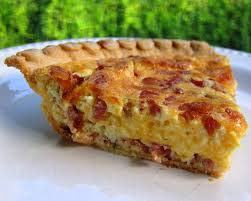 cuisine quiche with food cheddar and bacon quiche atypically relevant
