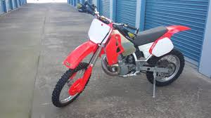 cr500 desert motorcycles for sale