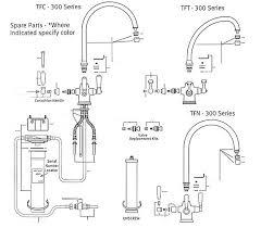 franke kitchen faucet parts franke kitchen faucet replacement parts befon for