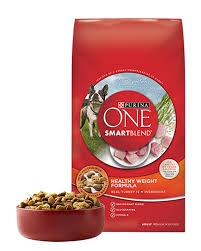 purina light and healthy healthy weight dry dog food smartblend purina one