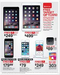 ipad pro black friday deals 2016 target target is giving away money to get you to shop u2014 and their black
