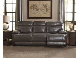 Powered Reclining Sofa by Metal Power Reclining Sofa