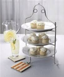 3 tier stand 3 tier stainless steel high tea serving plate stand