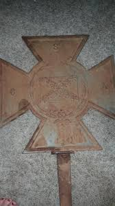 grave markers for sale cast iron grave marker american civil war forum