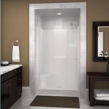 we re switching to a fiberglass shower stall kit because we ve had