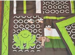 Frog Nursery Decor Frog Baby Bedding And Nursery Decor