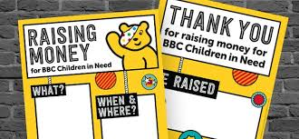 bbc children in need fundraising tools