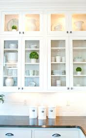 Cabinet Door With Glass Glass Kitchen Cabinets Ikea Glass Cabinet Frosted Glass Kitchen
