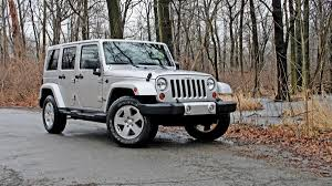 jeep gray wrangler 2012 jeep wrangler unlimited sahara review notes plush for a