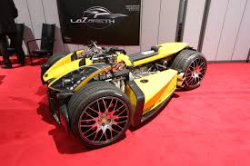 lazareth wazuma 5 wildest debuts and show cars at the 2014 geneva auto show u2013 news