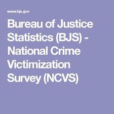 us bureau of justice bureau of justice statistics bjs national crime victimization
