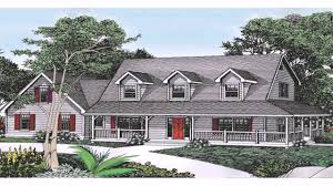 cape cod house plans with wrap around porch youtube