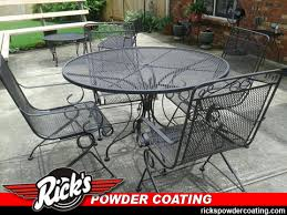 ornamental iron powder coating ornamental costing refinishing of