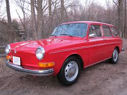 volkswagen old red 1973 volkswagen type iii squareback german cars for sale blog