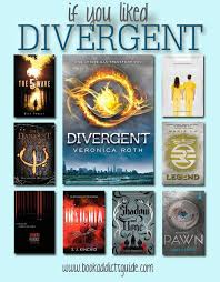 best 25 books like divergent ideas on i series