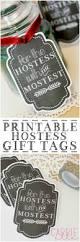 free printable gift tags hostess gift tag free printable gift