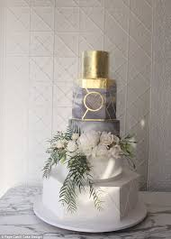 wedding cakes images wedding cake designer shares the trends in 2018 daily
