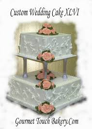 gourmet touch bakery photo gallery custom wedding cakes