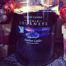 yankee candle alaskan lights world journeys review youtube