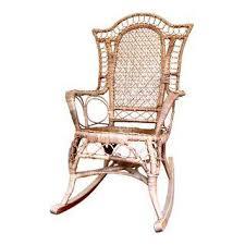 Antique Nursing Sewing Rocker Small Star Pattern Seat Vintage U0026 Used Rocking Chairs Chairish