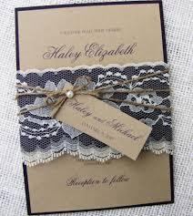 diy wedding invitation kits rustic printable wedding invitation kits matik for
