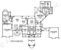 palazzo di cresta tuscan house plans luxury house plans