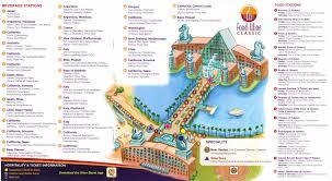 Disney World Hotels Map by Walt Disney World Swan And Dolphin Fifth Annual Food U0026 Wine