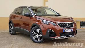 peugeot malaysia peugeot 3008 1 6 thp confirmed for malaysian debut q2 2017