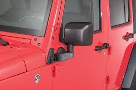 mirage unlimited mirror mover kits for 07 17 jeep wrangler jk