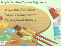 what should i use to clean my painted kitchen cabinets acrylic painting tips for beginners