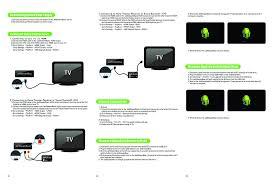 connect tv audio to home theater amazon com jetstreambox plus 4k 3d box tv internet video