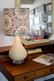 How To Make A Sconce Light Fixture Upholstery Basics How To Make A Lampshade U2013 Design Sponge