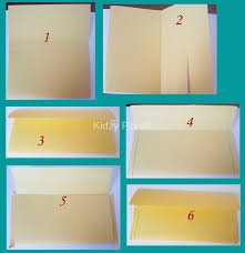 how to make envelopes handmade shagun envelopes design kidzy planet