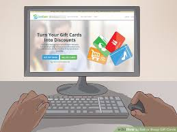 selling gift cards online 3 ways to sell or gift cards wikihow