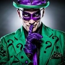 Riddler Meme - search inapropriate riddler meme generator