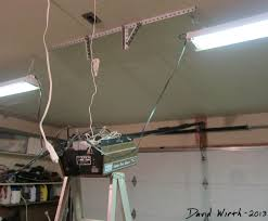 sears garage door opener installation with genie garage door
