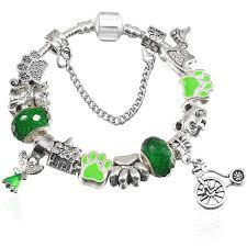 european bracelet designs images Glass beads charm bracelet designer inspired with crystals and jpg