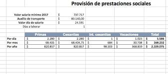 calculo referencial de prestaciones sociales en venezuela servicio doméstico modelos y formatos