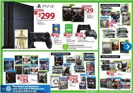 xbox one black friday walmart leaked black friday 2015 ad video games filmgamesetc