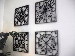 Rod Iron Wall Decor Emejing Black Rod Iron Wall Decor Ideas Home Design Ideas