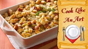 bread stuffing thanksgiving how to cook bread stuffing recipe of bread stuffing tasty dish