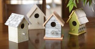 decorative bird houses u2013 a fusion between decoration and hobby