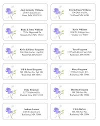 doc 590779 return address labels free template u2013 free printable