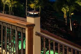 12v led deck post lights low voltage lowes 37111 interior decor