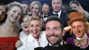 the epic oscars selfie is now the best meme on the internet see all