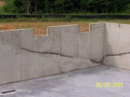 new home construction foundation diagonal internachi