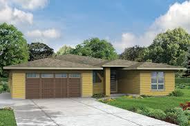 prarie style home gorgeous 4 prairie style house plans hood river