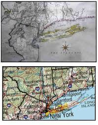 Boston Map 1770 by A Map Of New York Just Before The Revolution Ny1770 Htm