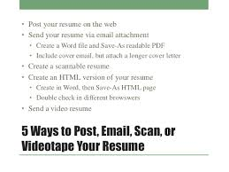 cover letter in email or attachment learn how to write a